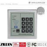 組み込みのカード読取り装置とのRFIDのアクセス制御
