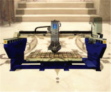 Steinausschnitt-Maschine für Granit-Marmor mit 45 Gehren-Winkeln