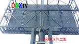 Baugruppen-Bildschirmanzeige der sehr hohen Helligkeits-P10 im Freien LED des Bildschirm-