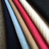 Ткань для пальто зимы, ткань шерстей овечки одежды из твида шерстяная