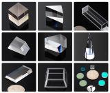 Dia25mm 융합된 실리카 입히는 두 배 오목한 광학 렌즈