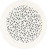 De Hoge Correcte ABS van de Kwaliteit c-Yark Spreker van het Plafond van het Plastic Schot
