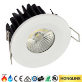 8W Dimmable IP65 vertiefter Decke PFEILER LED Downlight