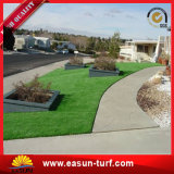 Het openlucht Kunstmatige Synthetische Gras van het Tapijt van het Gras voor het BinnenGras van de Tuin