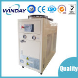 Arrefecido a ar de alta qualidade Chiller de agua para o processamento de plástico