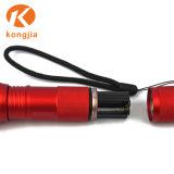Wasserdichtes gute Qualitätshohes Lumen leistungsfähige Zoomable Xml T6 LED Taschenlampe
