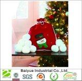 屋内プラシ天の雪玉の戦いの子供のためのニースのクリスマスのギフト