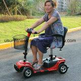 Vespa de la movilidad de 2017 cuatro ruedas con el certificado del Ce para el adulto