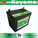 Цена Suppli фабрики аккумулятора автомобиля Ns60-Mf 12V45h