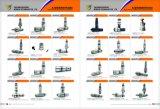 HD Le distributeur auxiliaire rotatif250-7 Kato Pièces d'excavateur