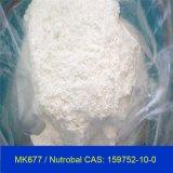 뚱뚱한 손실 Sarms 보디 빌딩 보충교재 Mk677/Nutrobal CAS: 159752-10-0