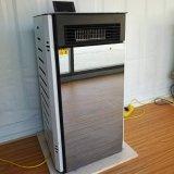 De la CE cheminée en bois italienne autonome contrôlée de chaufferette de boulette automatiquement bio