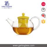 teiera di vetro di Borosilicate di 745ml Pyrex con Infuser di ceramica