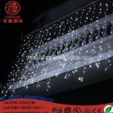 Lumière de chaîne de caractères de rideau en décoration de Noël de lumière de vacances d'éclairage de DEL