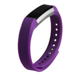 Tira de relógio de pulso borracha unissexo para Fitbit Alta Hr