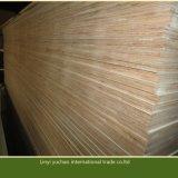 18mm geprägtes weißes Farben-Melamin-Furnierholz für Möbel