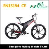 Bici eléctrica del precio de fábrica de 26 pulgadas con diseño de la ciudad