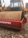 Rolo de estrada usado do compressor 12ton da vibração de Dynapac Ca251d