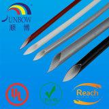 Hochspannungsdraht-Umhüllungen-Schutz-silikonumhülltes elektrisches Fiberglas-Isolierungs-Gefäß