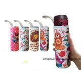 L'eau du refroidisseur de la coupe du refroidisseur de bouteilles