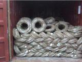 직류 전기를 통한 철강선의 고품질