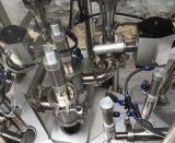 중국 요구르트 채우는 밀봉 기계 컵 밀봉 기계