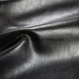 High Quality Look Like Leather Velvet Sofa Fabric (YN002)