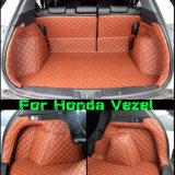 Para a Honda Vezel / Vfc 2013-2016 Voar5d o tapete do porta-bagagens de carga de troncos à prova de camisa automático