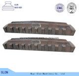 Grille automatique élevée de broyeur de pièces de défibreur du manganèse Zgmn22