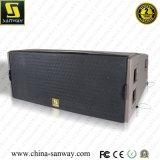Doble Kudo 12 pulgadas de gran escala de 3 vías, el Tri Amped, sistema en línea de altavoces de audio profesional, de altavoces de rango completo