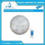 IP68 multi beleuchtung-Lampen-Swimmingpool-Licht der Farben-AC12V 54W PAR56 LED Unterwasser
