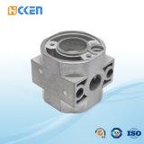 Hohe Präzisions-kundenspezifische Aluminium Druckguss-Pumpen-Teile