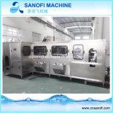 Máquina de enchimento automática da água do tambor de 5 galões com capacidade 300-900bph