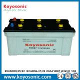 MSDS europäischer Standard 12V 200ah trocknen belastete Autobatterie-LKW-Batterie