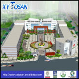 La culasse assemblée pour l'Jiangling Vm Vm Diesel 2,5/ 2,8