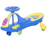 Carro novo do Wiggle do carro do balanço do carro da torção dos miúdos do bebê das crianças