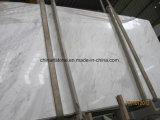 Lastra di marmo bianca della Cina Volkas per le mattonelle