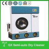 Limpiar la máquina de la limpieza en seco del lavadero