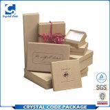 Una impresión personalizada estilo diversos Embalaje Caja de papel de regalo