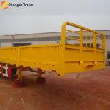 3 essieux remorque Remorque Cargo/ Cargo Truck & Trailer boîte