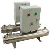 Nettoyage manuel de système de désinfection d'émetteur à rayonnement ultraviolet appliqué dans l'épuration de l'eau