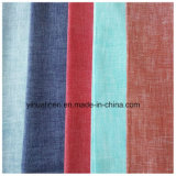 Malha de viscose roupa, roupa de tecido de cor normal da peça de vestuário