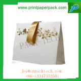 Верхний класс Свадебный день рождения белую бумагу рукой подарочный пакет