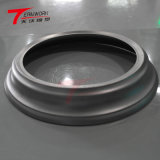 China-Fertigung, die Teile CNC-drehenmetallprototyp stempelt
