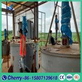 원유 종려 기계 소형 원유 정련소 기계 소규모 식용 정유 공장
