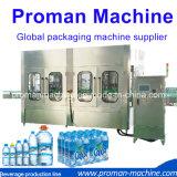 Automatische komplette Flaschen-reine Mineralwasser-Flaschenabfüllmaschine für Verkauf