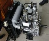 Het Diesel van Hongjun Binnenwaartse Gekoelde Water van de Motor 20HP