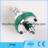 Ohjtbt-O2 Placage chromé Ohmeda circuit de gaz Plug&connecteur prise pour équipement médical/de l'industrie