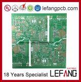 産業制御のためのPCBプロトタイプPCBのボードのターンキーサービス
