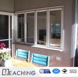 건축자재 플라스틱 Windows PVC 삽입 강화 유리 PVC 플라스틱 Windows